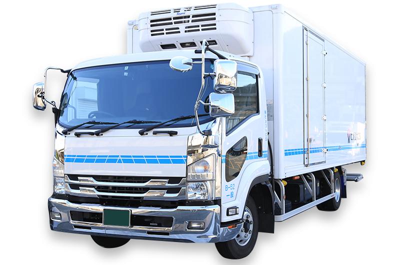 冷蔵冷凍車 4t
